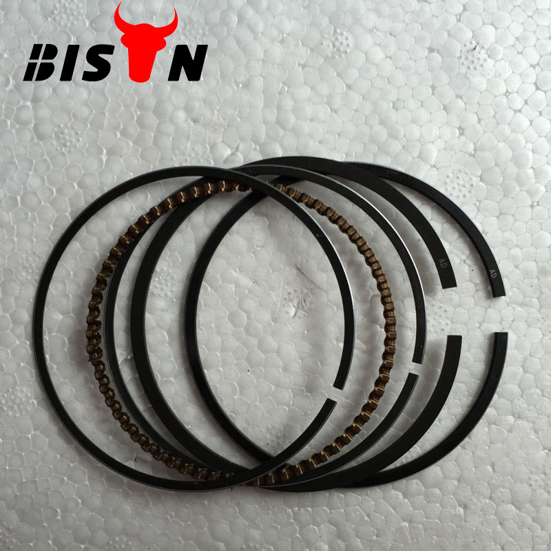 168F BISON China Taizhou 68mm Piston Ring, Small Engine Piston Rings, Generator Spare Parts