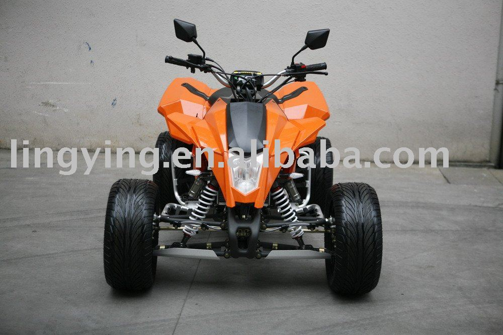 250cc Water-Cooled EEC Approved ATV