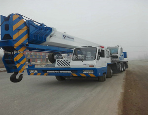GT550E 55 ton truck Japanese origin korea used crane sell at a low price