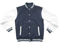 Baseball Jacket Varsity Baseball Cotton Jacket Letterman Jacket