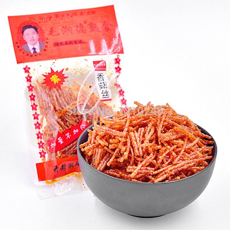 Spicy Bar Chinese Snacks Tasty Food Spicy Gluten Hunan Specialty Vegetarian