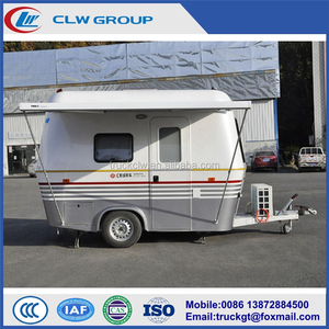 2017 new style mobile small RV motorhome for sale