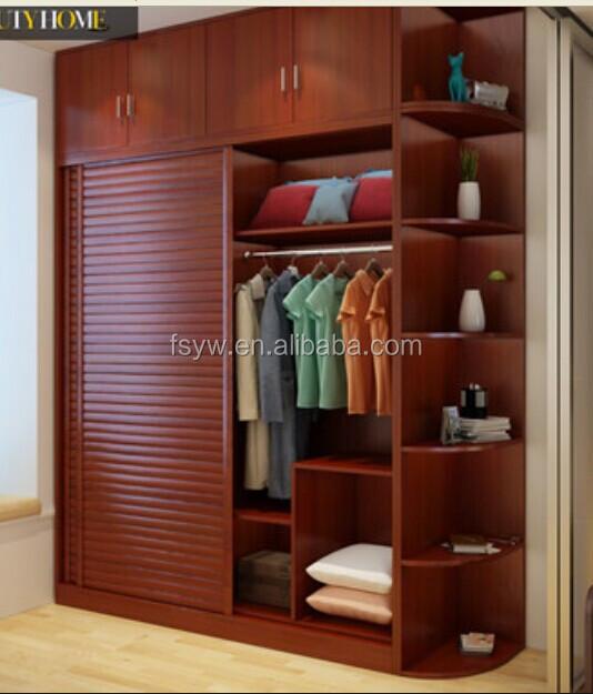 Puertas correderas para dormitorios amazing puertas for Closet de madera para dormitorios