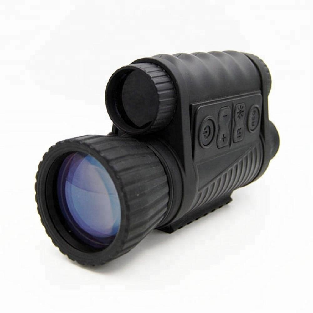 6x50 IR illumination picture and video recording battery digital night vision