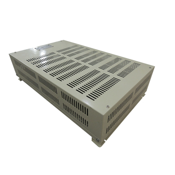 Electronic Parts Store 20KW Natural 냉각 크레인 매칭에도 굿 Resistor 캐비닛