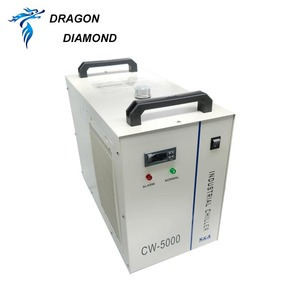China CW-5000 Mini 6l Industrial Water Chiller Price For Co2 Laser Engraving Machine