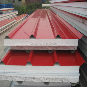 Alibaba China EPS Sandwich clean room Panels and aluminium profile exported to Australia
