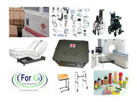 Medical Equipment and Medicine Cargo/Shipping/Freight