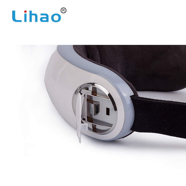 LIHAO Trade Assurance Comfortable Materials Music Vibrate Eye Care Massager