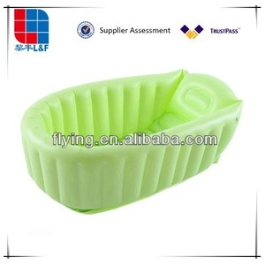baby bathtub, soft baby Inflatable tub
