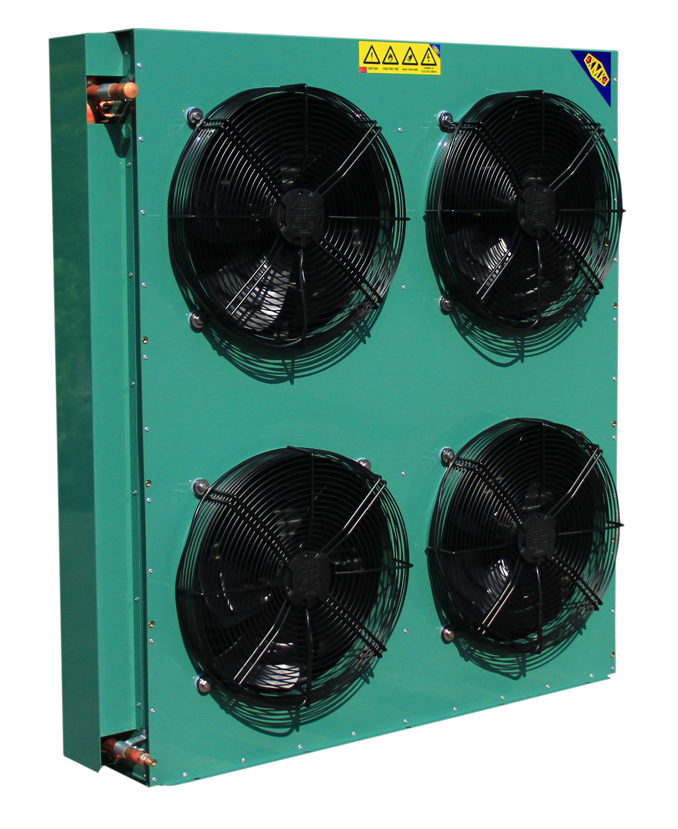 XMK Air Cooling R410 Condenser Evaporator Specification
