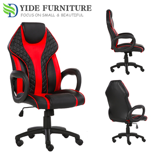 Luxury Sports Gaming Office Computer Swivel racing chair with high back Pu
