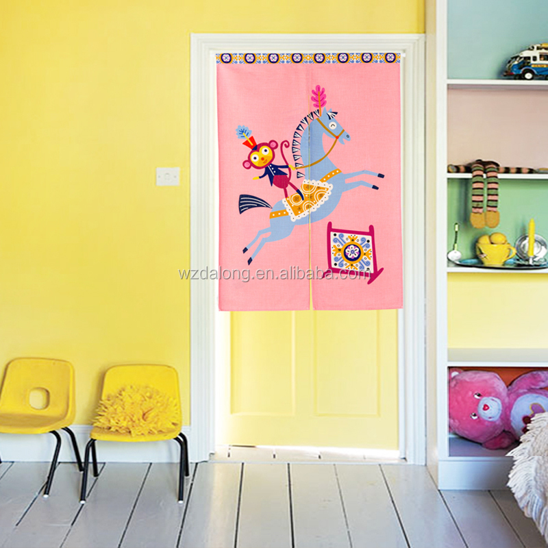 cartoon american kid bedroom fabric curtain,kitchen curtain,door beads curtain with curtain accessory in latest curtain designs
