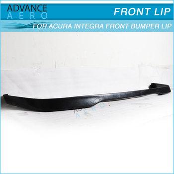 For Acura Integra Tr Style Pu Front Lip Auto Parts - Acura integra accessories