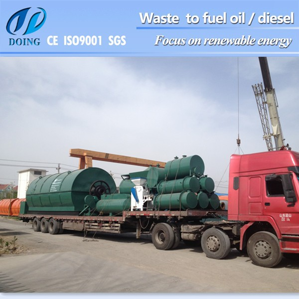 tire recycling equipment for sale for fuel
