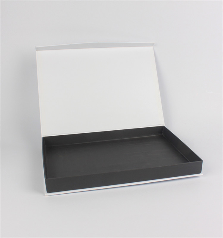 Folding packaging paper storage box for a4 paper
