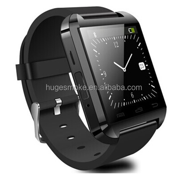 Hot selling Wrist Watch U8 Bluetooth Smart Watch for IOS and Android, smartwatch big promotion