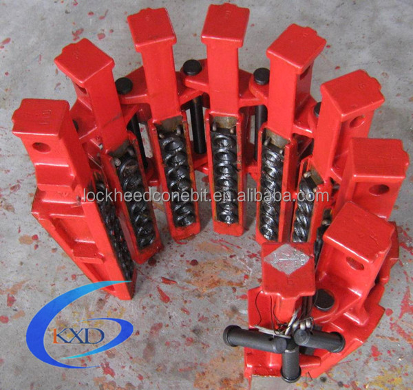 Drill Collar Safety Clamp For Oil Field Discount Sale/api Drill Collar Slip  - Buy Collar Clamp,Drill Collar Slip,Oilfield Clamp Product on Alibaba com