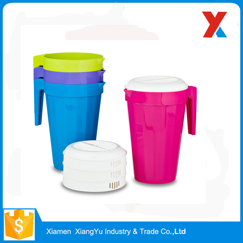 Food Grade mold for plastic injection Pitcher with lid for Hotel and Household