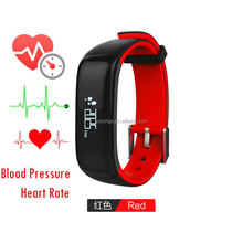 shenzhen smart watch factory blood pressure heart rate monitor difital watches men