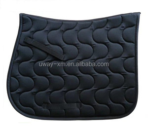Hot selling horse racing saddle pad