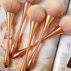 Hot sale nail dust brush high quality nail clean brush make up brush