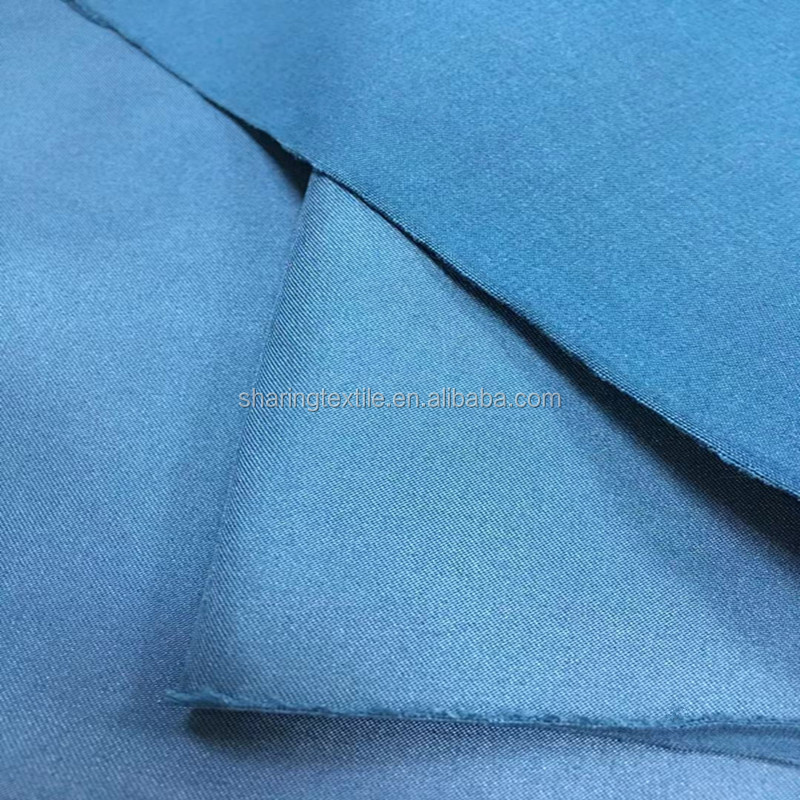 RPET Recycle 130GSM Peach Skin Fabric 100% Polyester Twill Fabric,RPET Microfiber Sheet Fabric