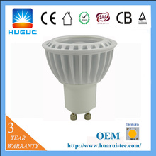 electric light candle warmer dimmable led spot light 4w gu10 light with motion sensor