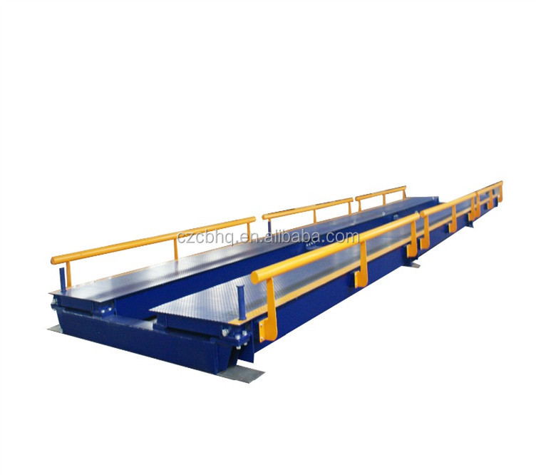 30T 40T 60T 80T certified truck platform weigh scales for sale