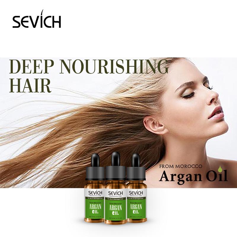 20ml 100% pure organic private label argan oil morocco hair oil