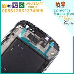 Hot sale original lcd for samsung galaxy s iii i9300 s3 lcd display with touch screen digitizer assembly replacement in alibaba