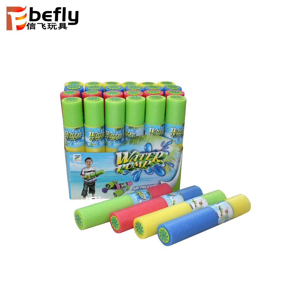 Детская пляжная игрушка, летние Пластиковые Водяные Пистолеты для игр в бассейне на открытом воздухе