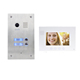 Nameplate and stainless steel villa intercom system device kit sets