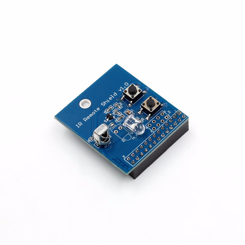 38KHz IR Infrared Control Expansion Board Receiver Transmitter Shield DIY
