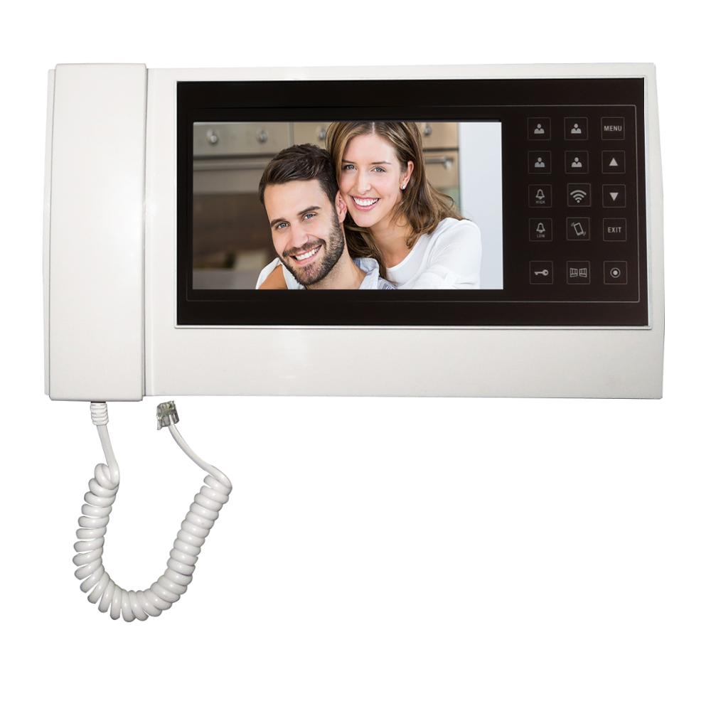 Video Door Entry System Commax Type With Built In Wifi Connection
