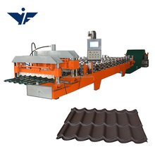 Most Popular Color Steel Tile galvanised corrugated sheets steel molding machine