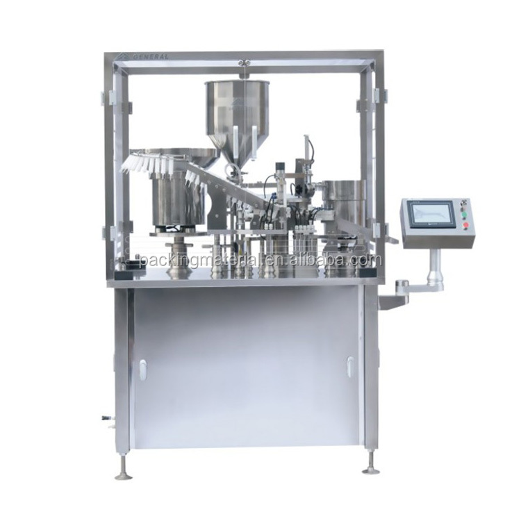 GSL 30-1N Syringe Filling and Closing Machine for Veterinary Pharmaceutical
