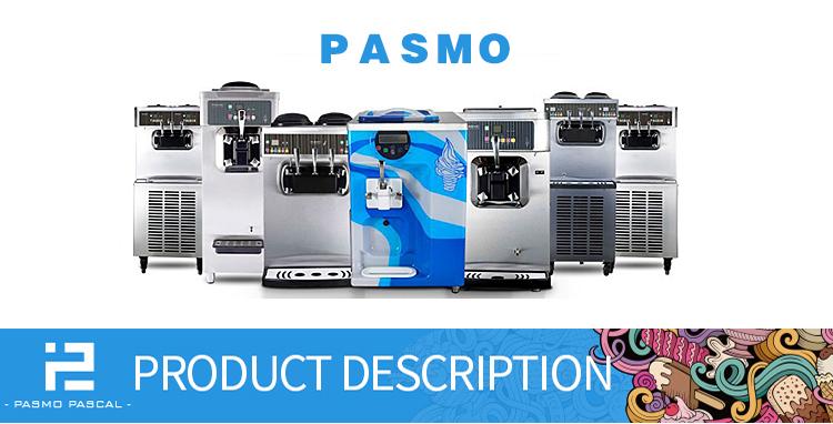 Pasmo S640c Design Style Low Price Three Flavor Ice Cream Machine Parts - Buy Ice Cream Machine,Pasmo Ice Cream Machine Product on Alibaba.com