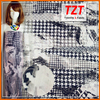 digital printed quilting fabric china and polyester chiffon fabric