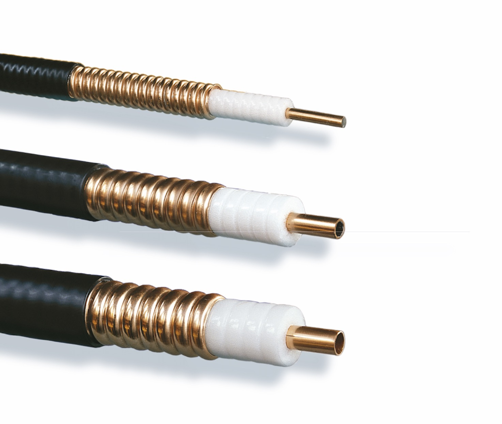 High Quality RFA 1 5/8 COAXIAL CABLE Flexible Cable Form Dielectric Feeder Cable