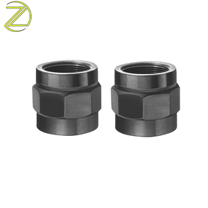 CNC machining precision black oxide iron fasteners stainless steel cable fasteners