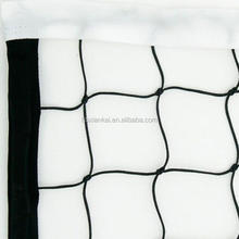 knotted/knotless beach volleyball net, tennis net, sport net