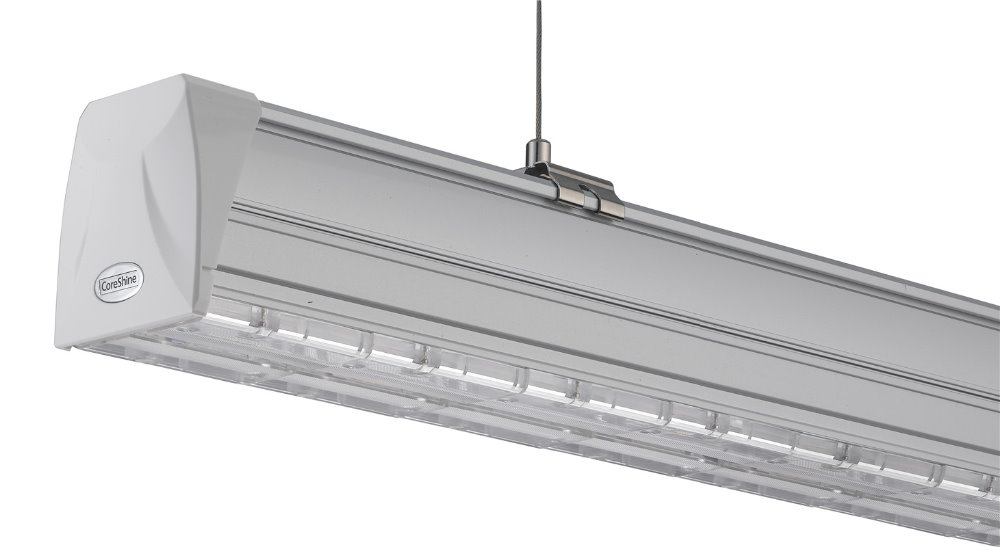 7 years guaranty samsung led linear trunking system