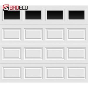 Cheap Prices 7x12 9x7 Garage Door Aluminium Vertical Bifold Garage Doors