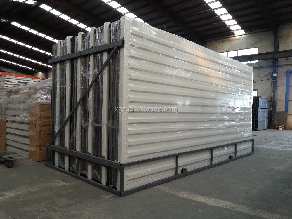16 feet storage folding container