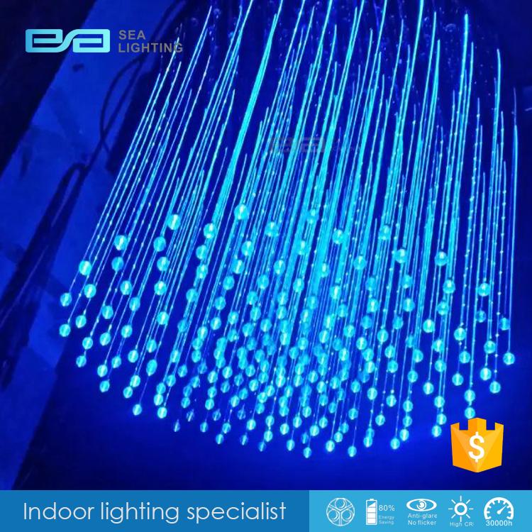 glasvezel touw licht glasvezel kerstboom verlichting 2101644