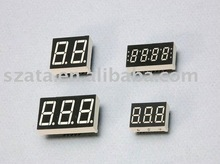full color 0.36 inch various digit led moving message display sign