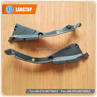Low price custom size auto exterior parts for car safe engine upper guard cover