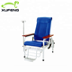 Backrest adjustable comfortable hospital used infusion chair with IV pole