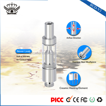 Hemp Oil Cbd Atomizer/bud Touch Co2 Cartridges/vape Pen Cartridge Empty Cbd  510 Oil Ch3,Gla3,Gl3c,Bud V3 - Buy Hemp Oil Cbd Vape Pen Cartridge,Cbd